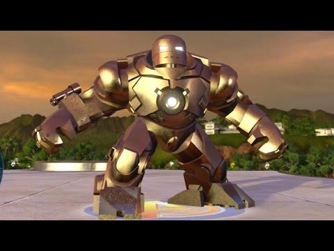 LEGO Marvel's Avengers - Iron Monger Unlock + Open World Free Roam (Character Showcase)