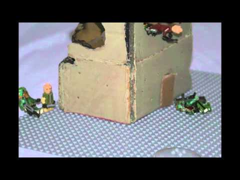 Lego Halo Spartan Team 51 Part 1