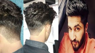 Jassi Gill like haircut 2018 ✂️Jassi Gill Hairstyle Inspired