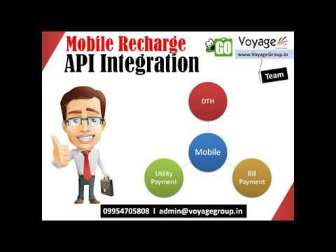 Mobile Recharge API Integration - Power Your Business Today