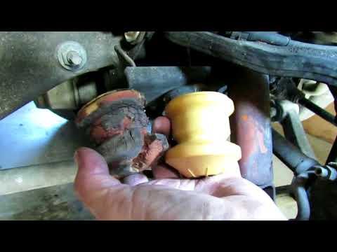 Replacing Bump Stop 2002 Silverado
