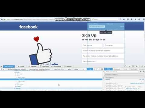 open facebook account without Password