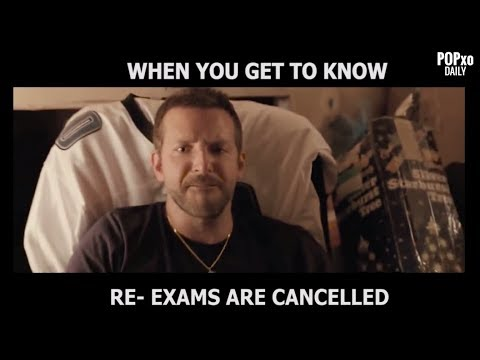 When You Get To Know Re-Exams Are Cancelled - POPxo