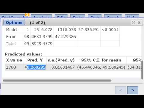 Simple Linear Regression 2