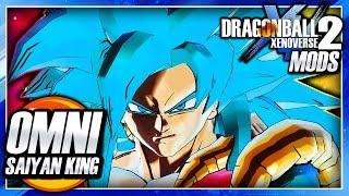 Dragon Ball Xenoverse 2 PC: Super Saiyan Omni Goku Vs Omni Vegeta
