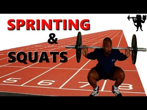 Sprinting & Squats (Part 1)