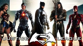 Justice League | Supercut Trailer [Batman v Superman Style]