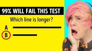 Trying 7 Riddles That Will Test Your Brain Power by Brightside
