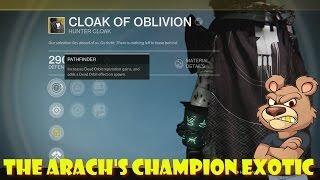 destiny the Arach