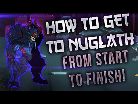 AQW - How to Get to Nulgath 2016 (From Start to Finish!)