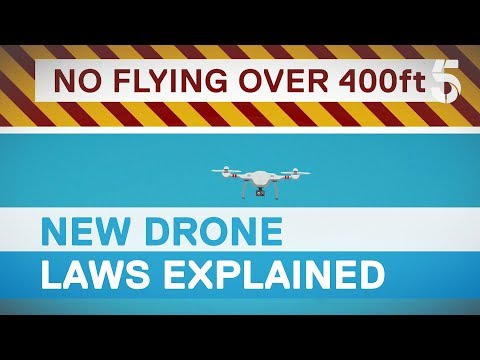 Own a drone? You'll have to follow new rules - 5 News