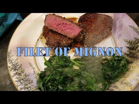 Filet of Mignon