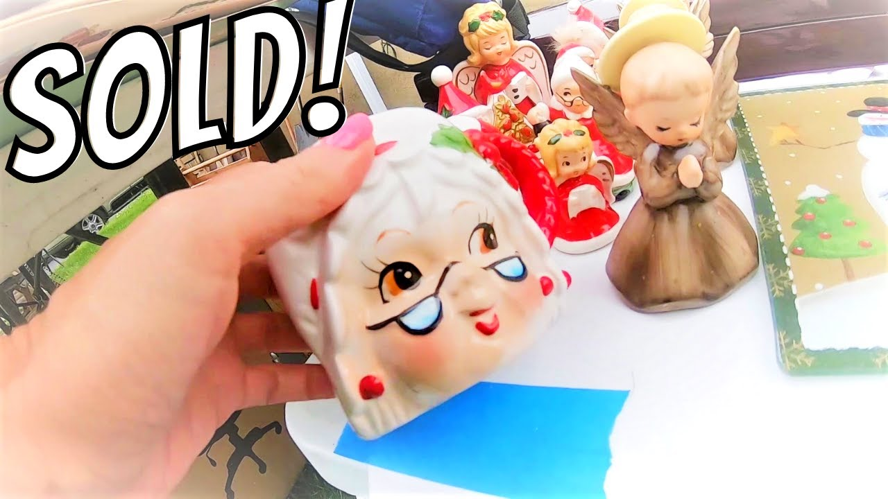 Shop With Me At Yard Sales!
