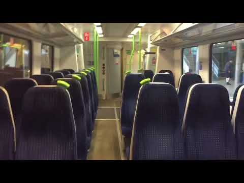 TfL Rail Desiro Class 360 204 Walkthrough at London Paddington