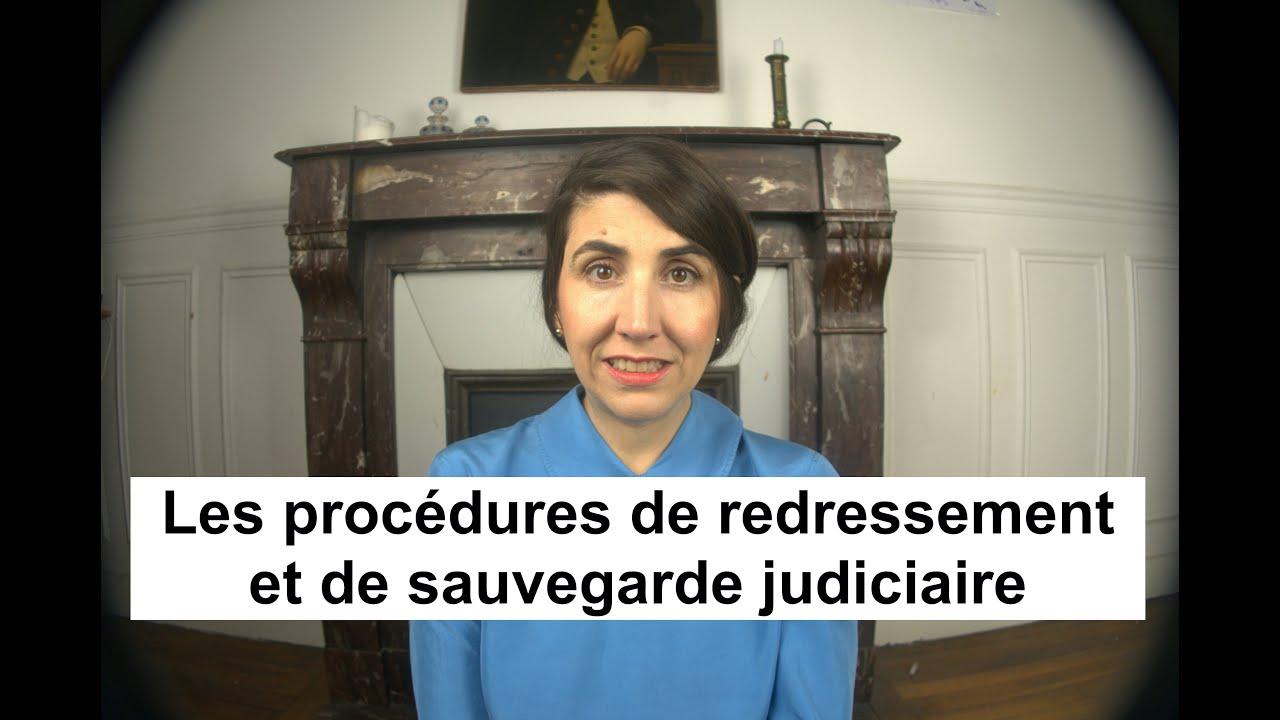 Qu'est-ce que le redressement judiciaire?