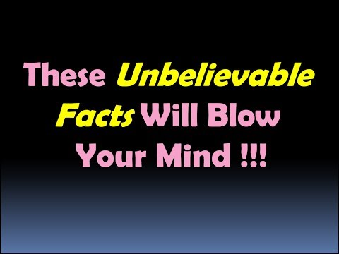 Cool Facts You Didn't Know [HD]