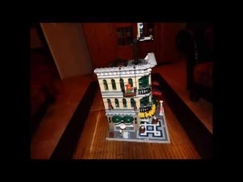 TLC - Lego 10211 Kaufhaus Gran Emporium Le Grand Magasin