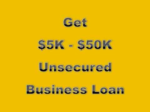 Unsecured Business Loans, Working Capital Loan & Line of Credits