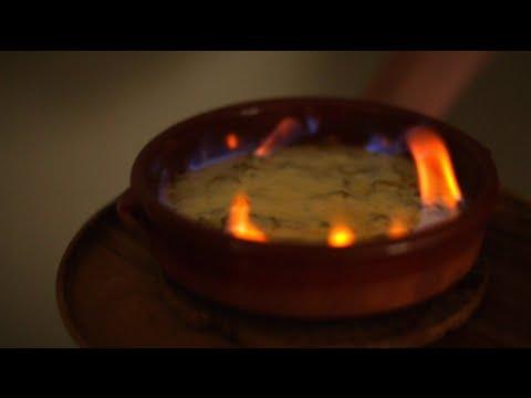 Queso Flameado - Liquor.com