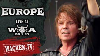Europe - The Final Countdown - Live at Wacken Open Air 2017