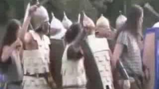 Kainua 2008: Galli vs Etruschi
