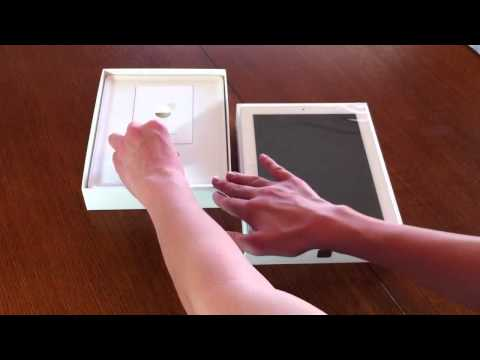 Unboxing of The New iPad (3rd Generation)