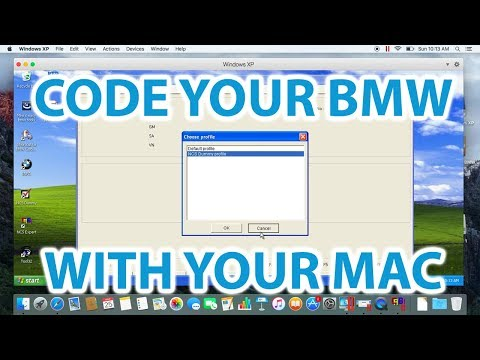 Code your BMW with your MAC apple osx ncsexpert INPA setup