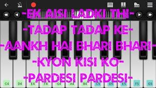 Learn Hindi Bhajans on Keyboard No 15-Jyoti Kalash with