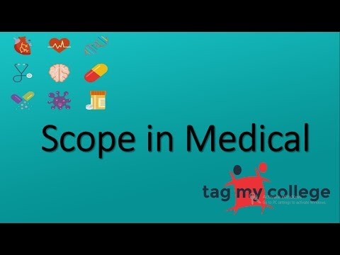 Career Scope in Medical Field | Tagmycollege.com