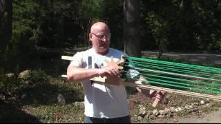 Full Auto: Gatling Slingshot Crossbow