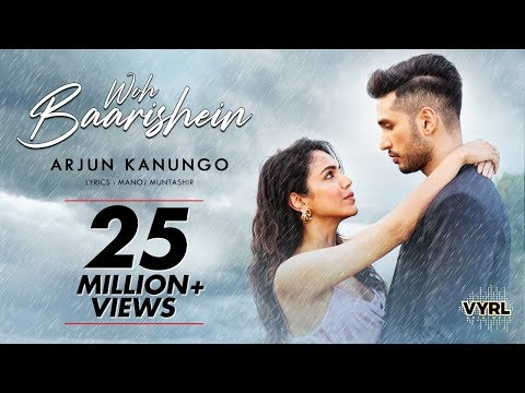 Xxx Mp4 Woh Baarishein Arjun Kanungo Manoj Muntashir Ft Shriya Pilgaonkar Official Music Video 3gp Sex