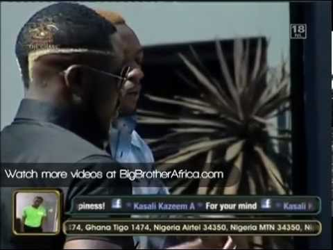 The Lipton debate- Big Brother Africa The Chase