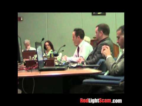 Suffolk County Red Light Camera Program - 25 ticket quota explained