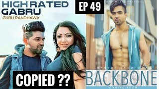 HIGH RATED GABRU COPIED??    Copied Punjabi Songs (Part 02)    Guru Randhawa    Hardy Sandhu