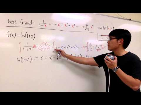 Calculus, 11.9 ln(1+x), Power Series Representation