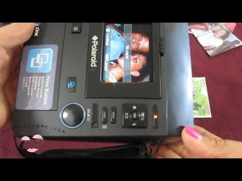 Polaroid Z340 Instant Digital Camera- Review