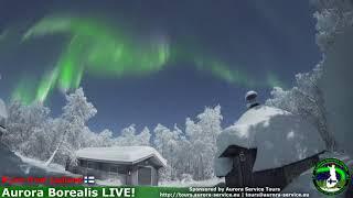 Aurora Borealis Live Stream Highlights 31.1.2018