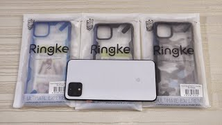 Ringke Cases for the Google Pixel 4 XL!