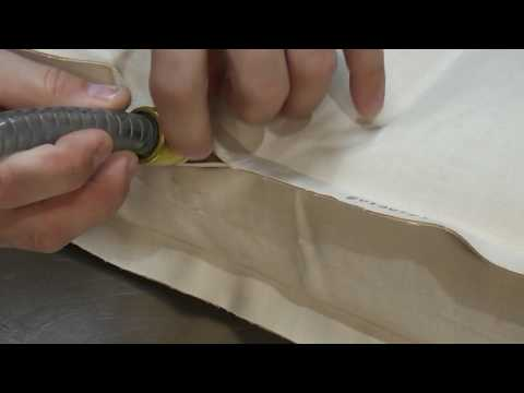 Part 1 - How to Find the Air Leak in Sleep Number® bed Air Chambers Canvas Air Chamber Leaks