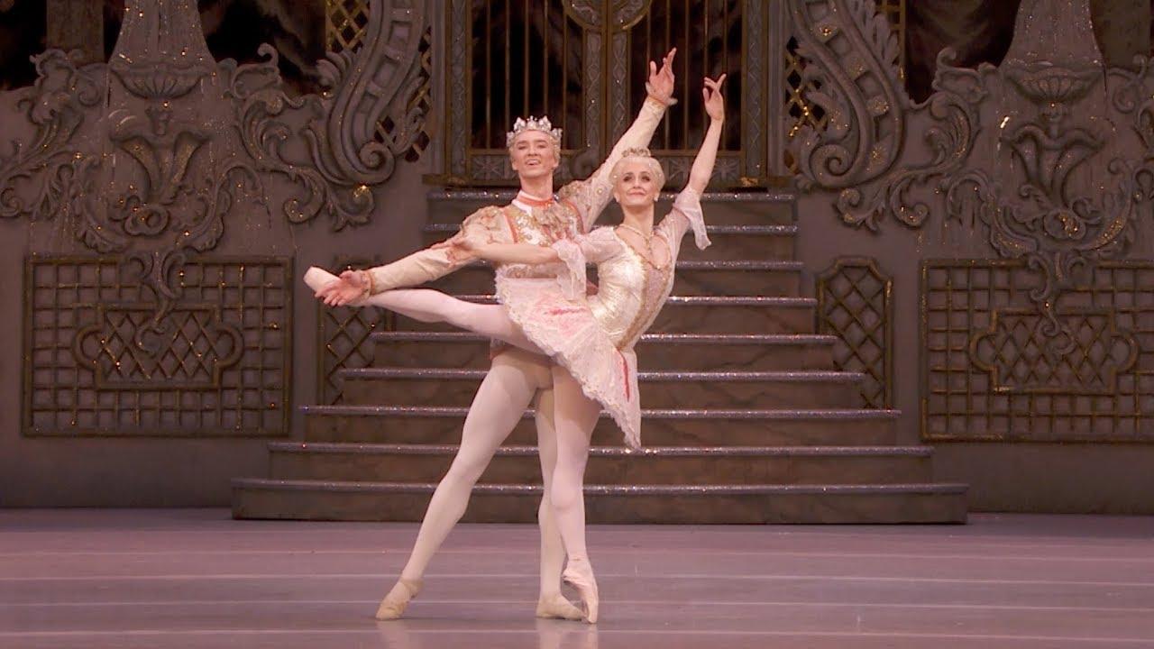 The Nutcracker – Sugar Plum pas de deux: Adagio (Nuñez, Muntagirov, The Royal Ballet)