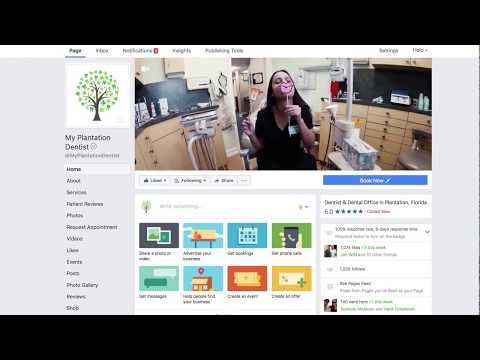 How to Upload a Facebook Video Cover Photo