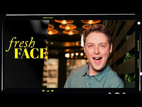 Fresh Face: Stephen Ashfield of THE BOOK OF MORMON