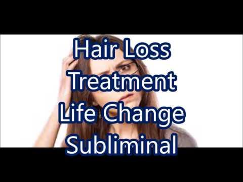 Hair Loss Treatment - Life Change  Subliminal