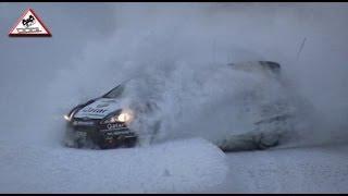 Crash & Show Rally Sweden 2013 The best of [Passats de canto] Wilson Roll