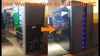 HP Z400 Workstation Bios System + Rant - PakVim net HD