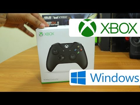 Use Xbox one S controller on PC or Laptop | Wireless Connection | Without Driver or Adapter