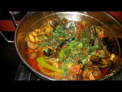 How to make Kathiyawadi Undhiyu | Uttarayan special Undhiyu Recipe | Kathiyawadu Undhiyu | Recipe