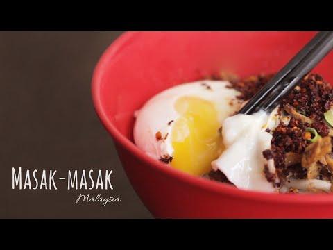 Masak-Masak Malaysia: Kin Kin Pan Mee