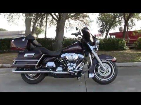 2006 Harley Davidson Ultra Classic Motorcycle