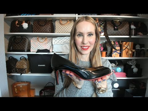 Christian Louboutin Simple Pump 70MM | Two year review